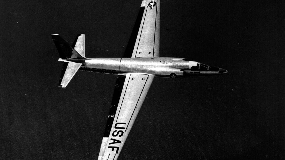 Lockheed Martin U2 der USAF