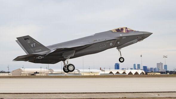Lockheed Martin lieferte am 3. März 2020 die 500. F-35 aus.
