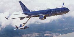 Lockheed Martin will eine Version des Airbus A330 MRTT an die US Air Force verkaufen.