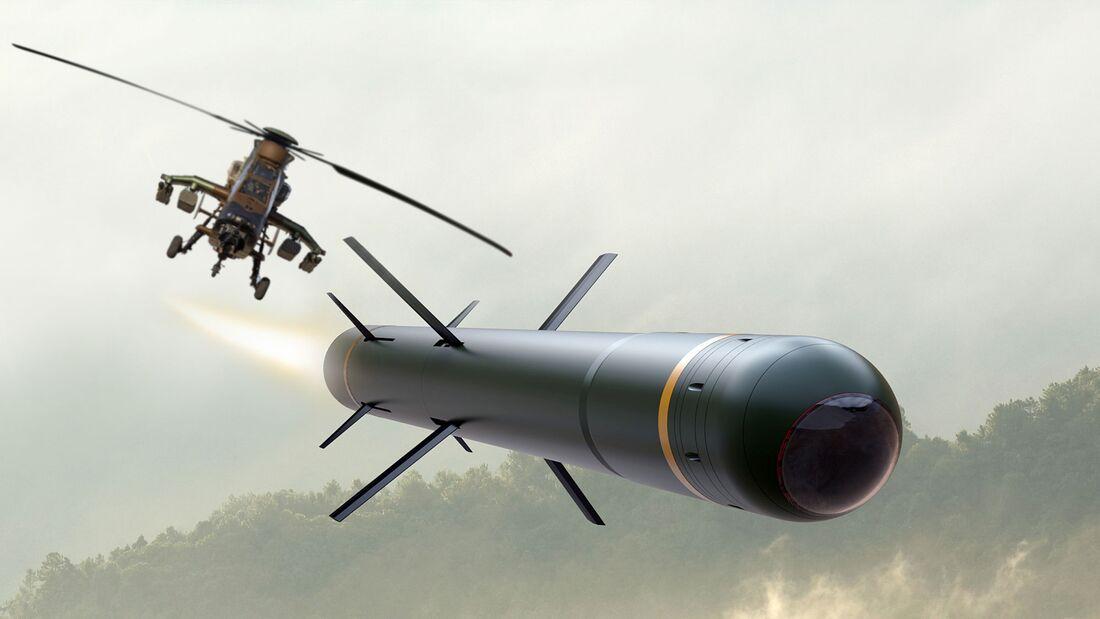 MBDA wird für Frankreich eine neue Lenkwaffe zur Verwendung am Kampfhubschrauber Tigre entwickeln.