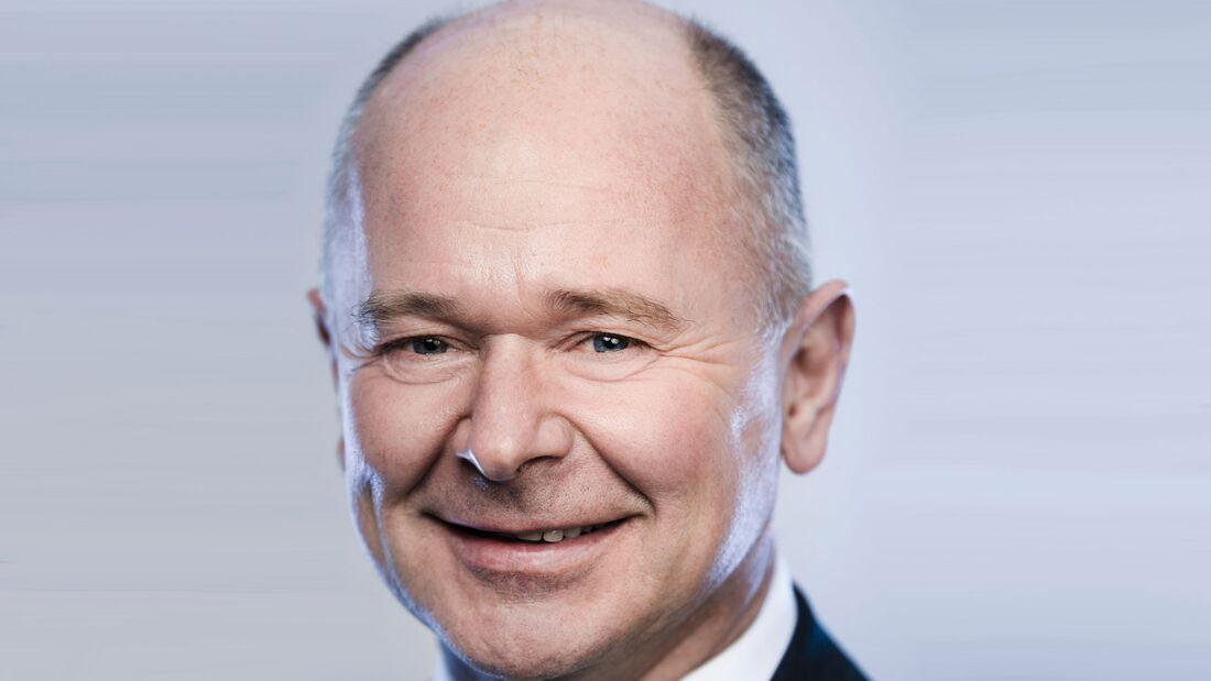 Micael Johansson, President und CEO von Saab.