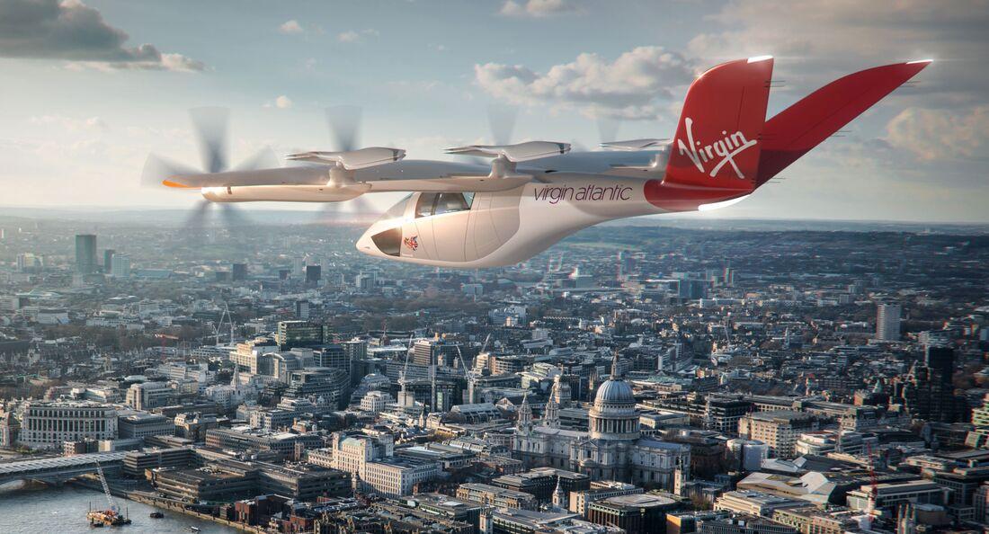 """Mit neuen Investmentgeldern im Rücken treibt Vertical die Entwicklung des Fünfsitzers VA-X4 voran. """"Vorbestellungen"""" für bis zu 1000 Flugzeuge gibt es bereits."""