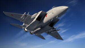 Mitsubishi modernisiert die japanischen F-15J.