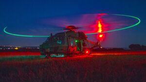 NH90 der Heeresflieger.