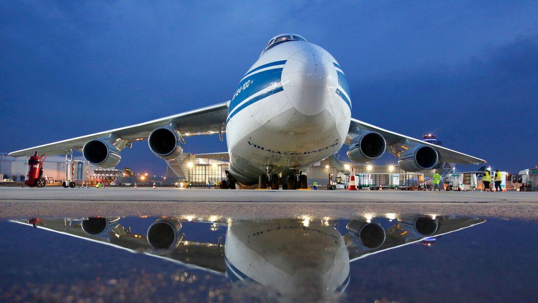 Nach dem Umfall im November in Nowosibirsk bringt Volga-Dnepr seine An-124 zurück in den Dienst.