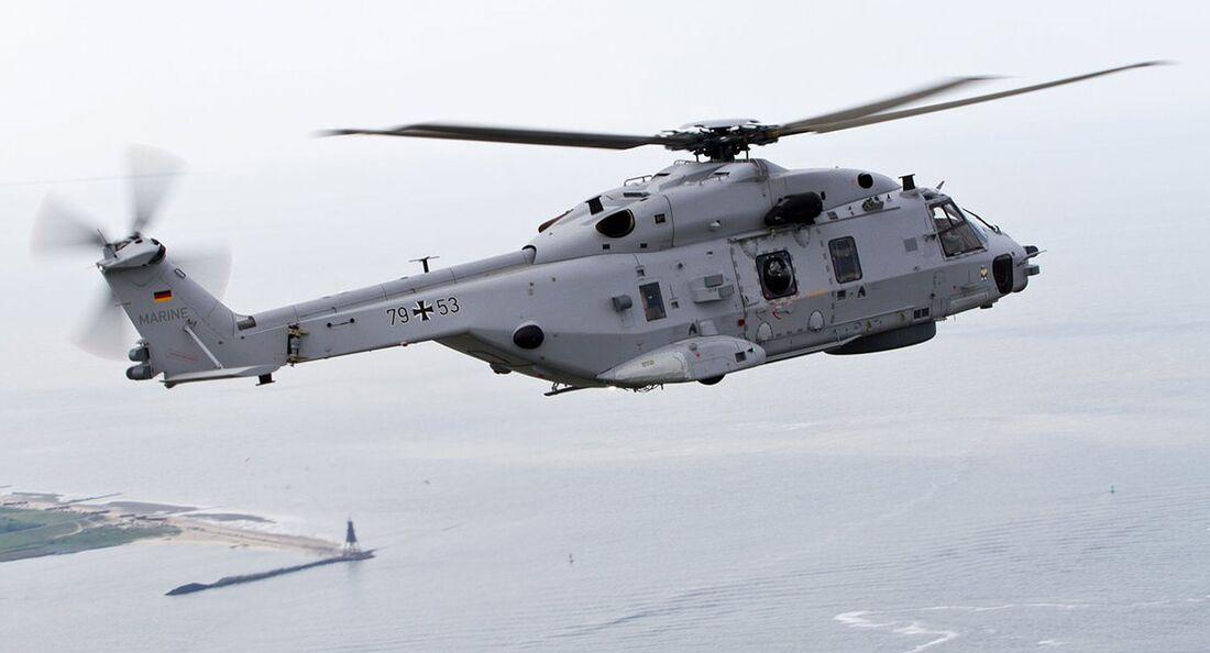 Neben dem Sea Lion (Foto) beschafft die Marine nun auch Sea Tiger auf Basis des NH90.