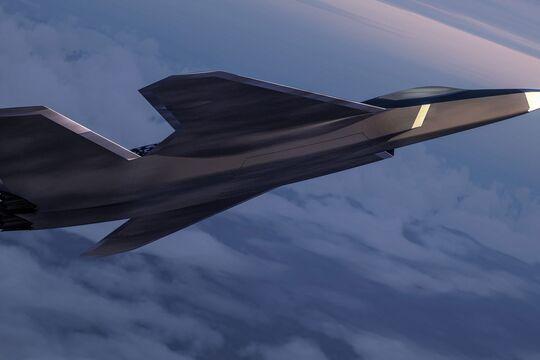 Next Generation Fighter: Konzept von Dassault/Airbus.