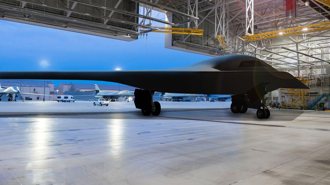 Northrop Grumman B-21 Raider