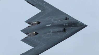 Northrop Grumman B-2A.