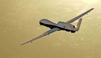 Northrop Grumman MQ-4C Triton der US Navy.