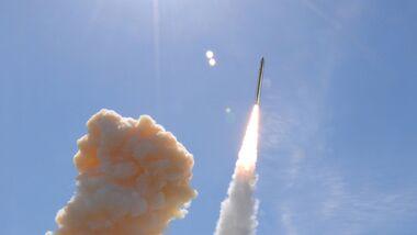 Northrop Grumman entwickelt die neue Interkontinental-Atomrakete der US Air Force, die ab 2029 verfügbar sein soll.