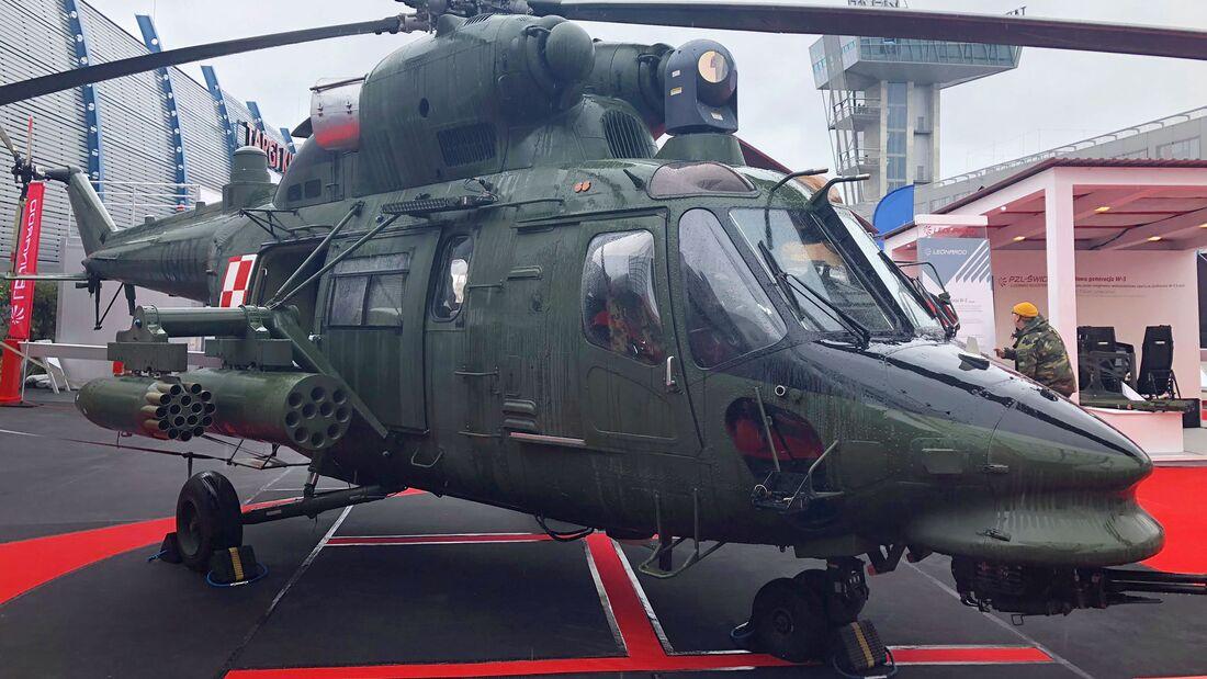 PZL-Swidnik W-3 Sokól