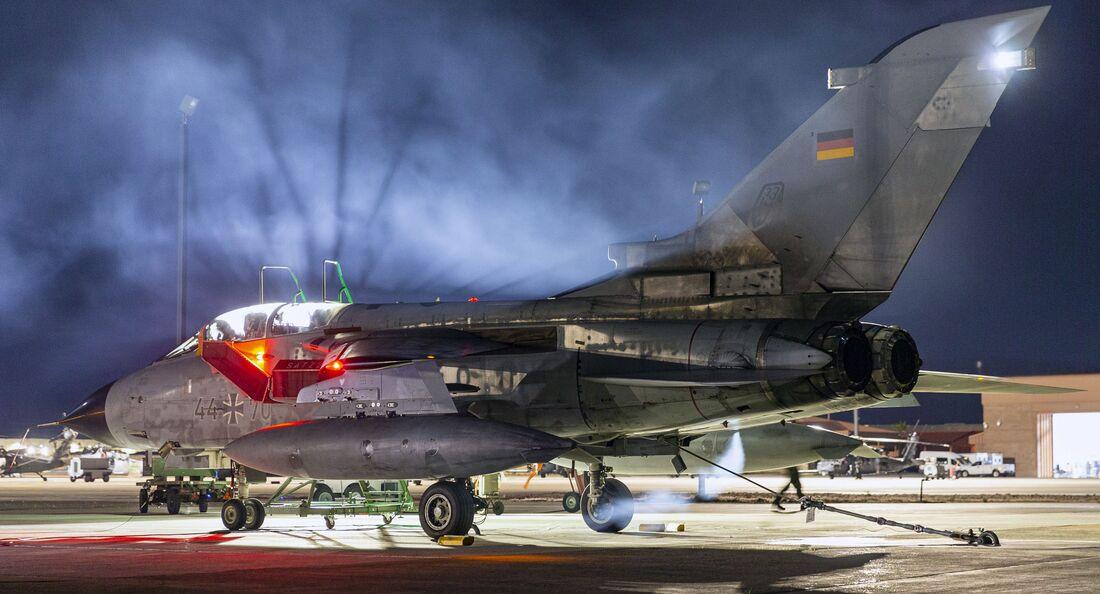 Panavia Tornado der Luftwaffe.