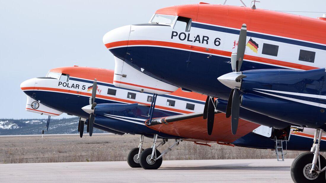 Polarflugzeuge