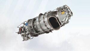Pratt & Whitney Canada PT6A.