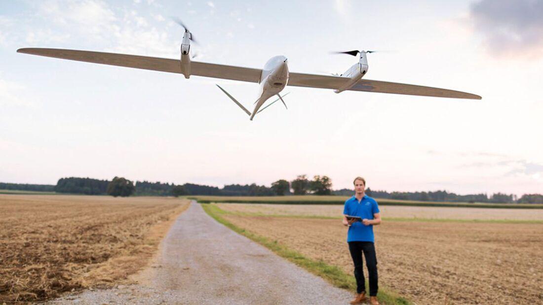 Quantum Systems Tron UAV