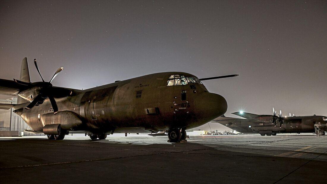 RAF Hercules C-130J