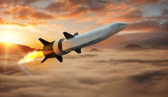 Rayhteon/Norhtrop Grumman HAWC, entwickelt im Auftrag der DARPA.