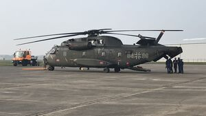 Rheinmetall Aviation Services wartet nun in Diepholz CH-53G der Luftwaffe.