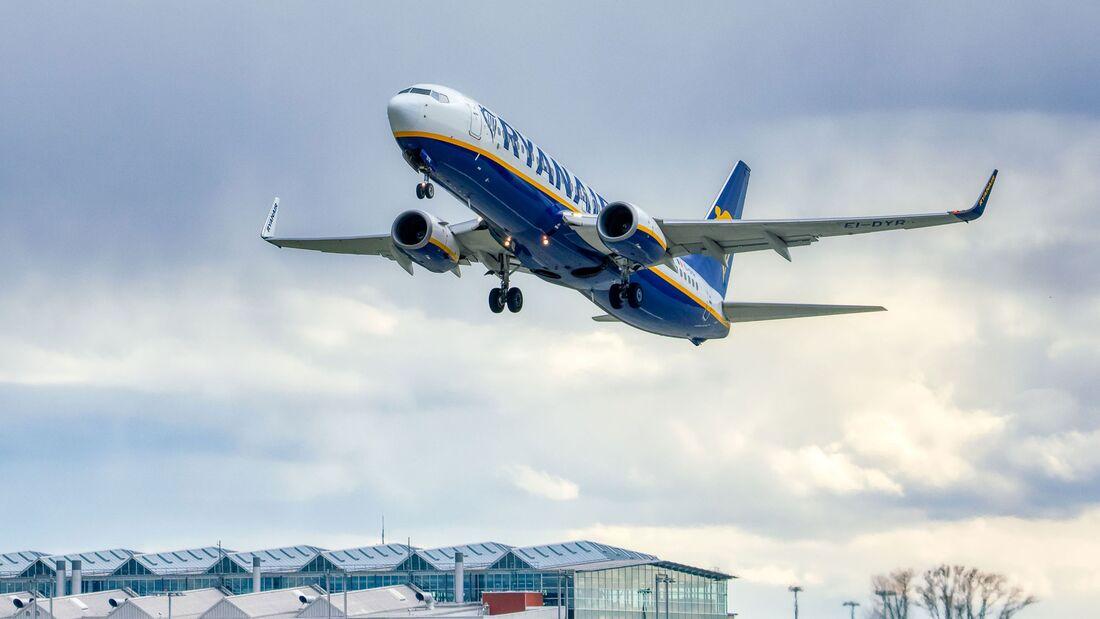 Ryanair fliegt von Dresden wieder nach Mallorca.