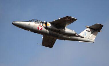 Saab 105OE der österreichischen Luftstreitkräfte.