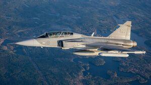 Saab hat mit den Testflügen des Electronic Attack Jammer Pod begonnen.