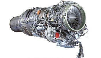 Saturn AL-55I für den indischen HJT-36-Trainer.