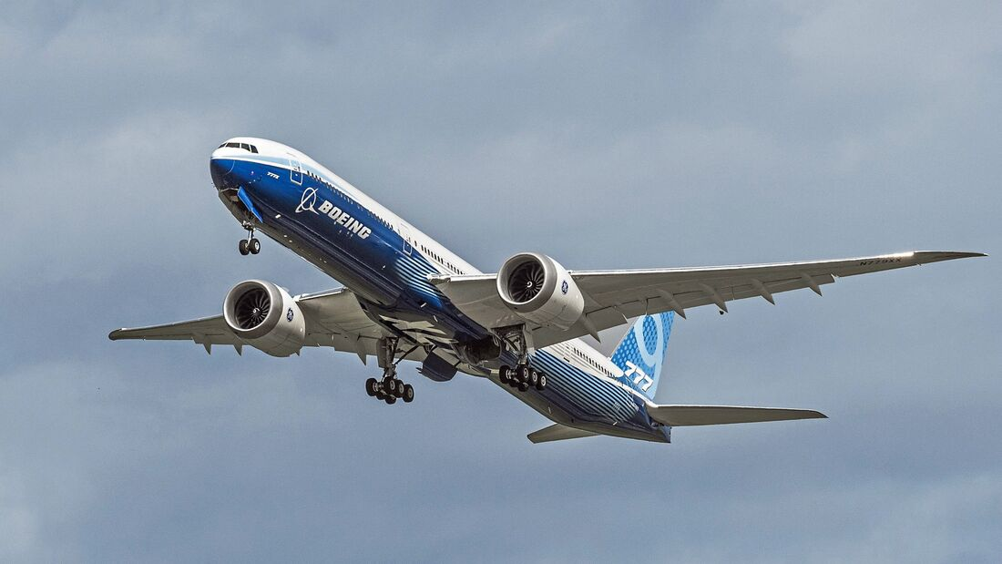 Second Boeing 777X Take Flight-Photo 2