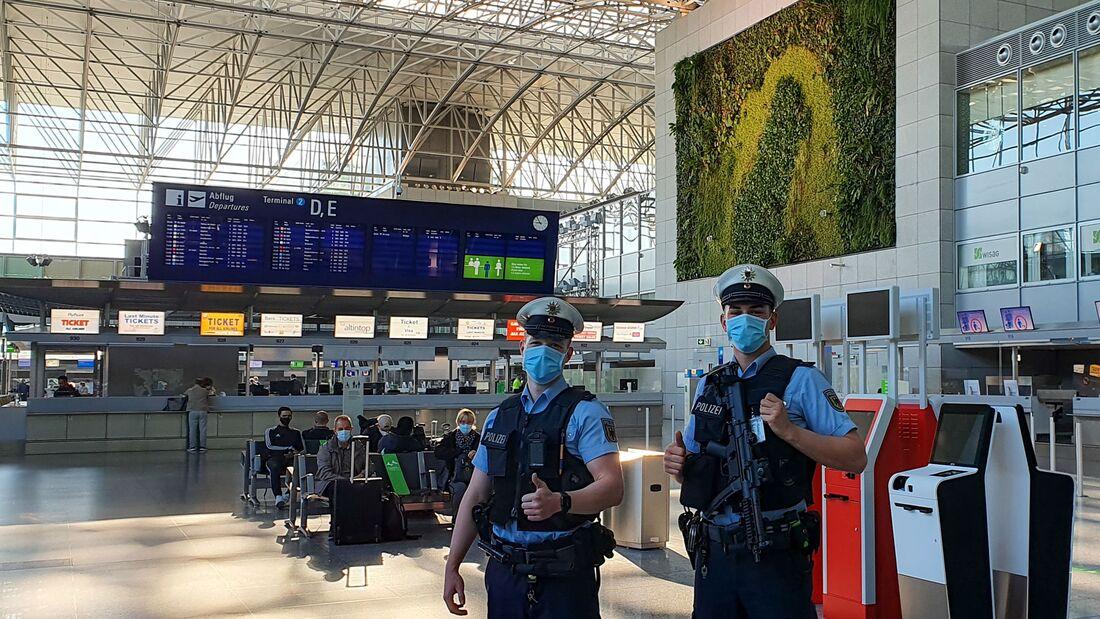 Seit 1. Juni 2021 ist das Terminal 2 in Frankfurt wieder in Betrieb.