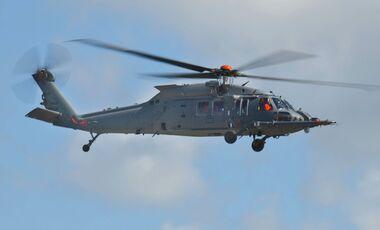Sikorsky HH-60W Erstflug Mai 2019.