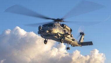 Sikorsky MH-60R der US Navy.