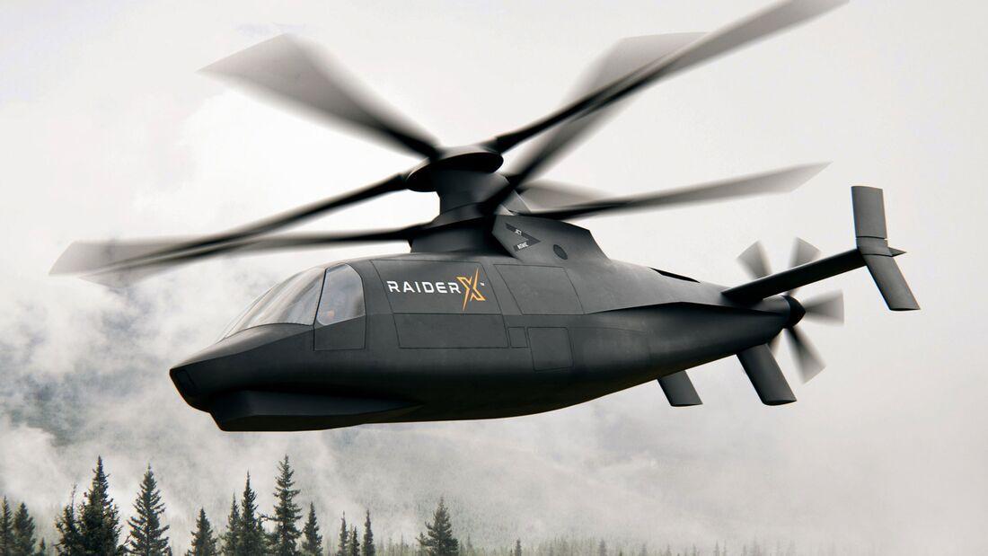 Sikorsky Raicer X.