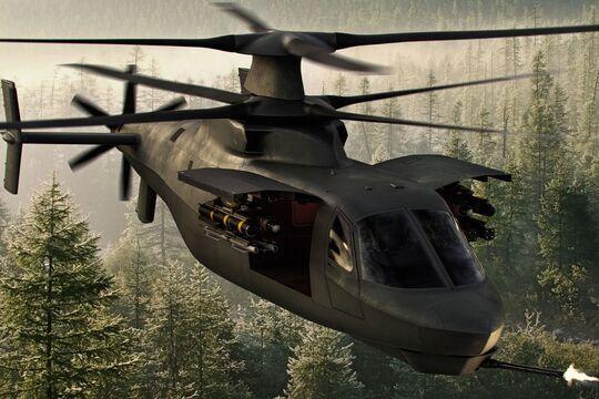 Sikorsky Raider X für  FARA.
