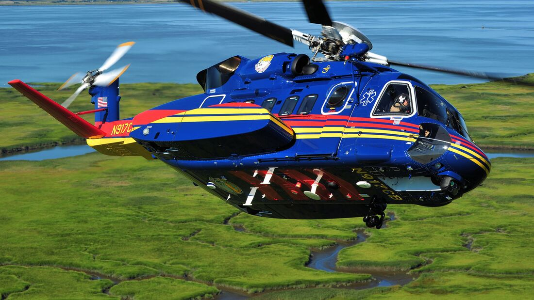 Sikorsky S-92A