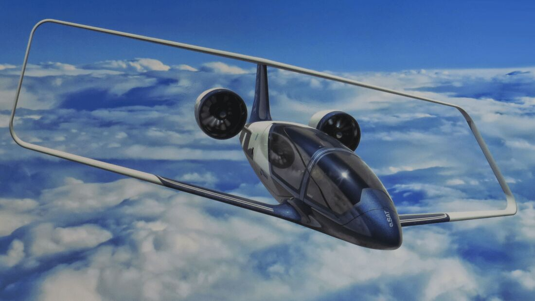 Silent Air Taxi - Konzept 2019