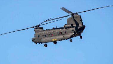 Singapur hat mit der Abnahme seiner Boeing CH-47F begonnen. Sie gehen zum Training nach Australien.