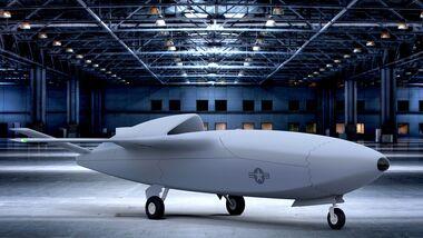 Skyborg-Konzept des Air Force Research Laboratory.