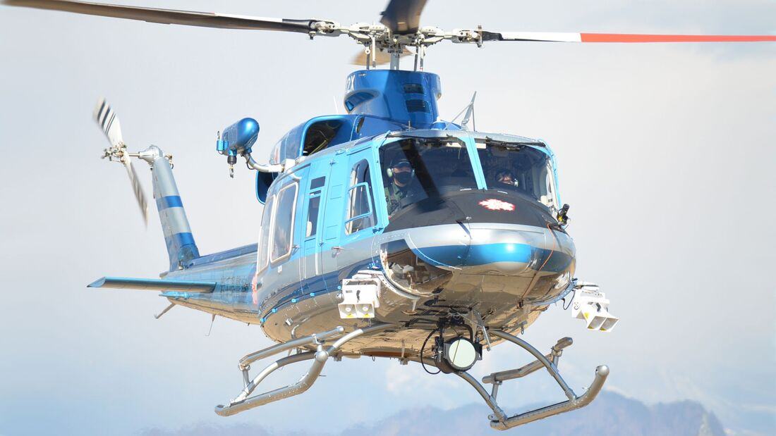 Subaru hat im Mai 2021 die erste 412EPX an die japanische Polizei ausgeliefert.