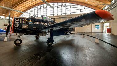 T-28 Trojan von Toni Eichhorn