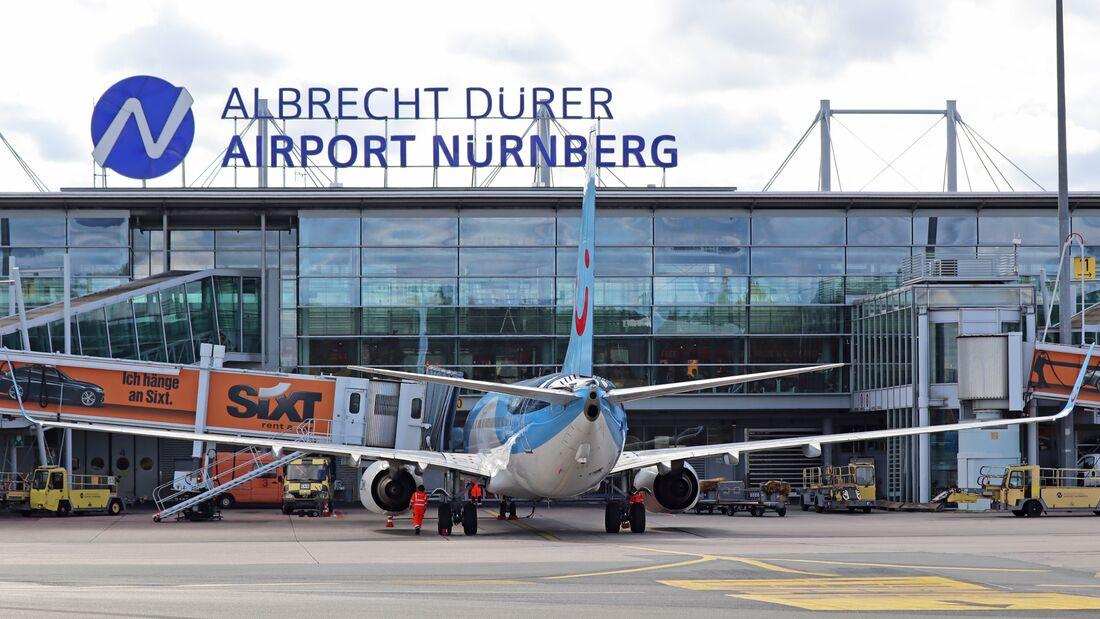 Flug Nürnberg Dresden
