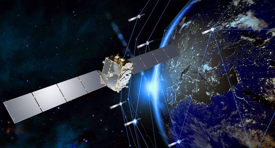 Thales baut einen Teil der Galileo Second Generation Flotte für die ESA.