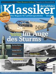 Titelbild Klassiker der Luftfahrt 3/2020
