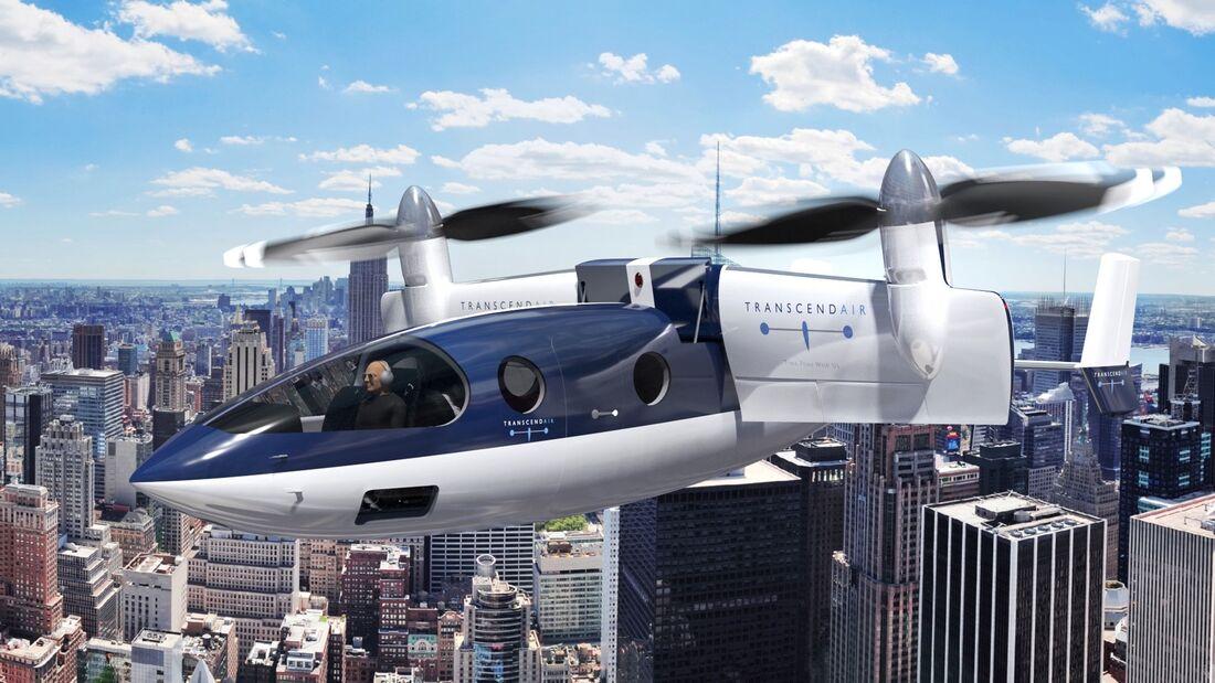 Transcend Air plant Intercity-Flüge ins Stadtzentrum mit der schnellenVy 400.