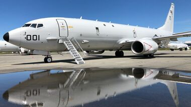 VP-40 Completes Fleet's Final Active Duty P-8A Transition