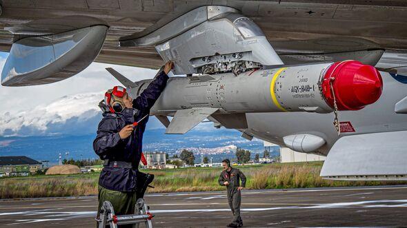 VP-46 Harpoon Flight