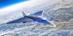 Virgin Galactic Unveils Mach 3 Aircraft Design for High Speed Travel Image 3