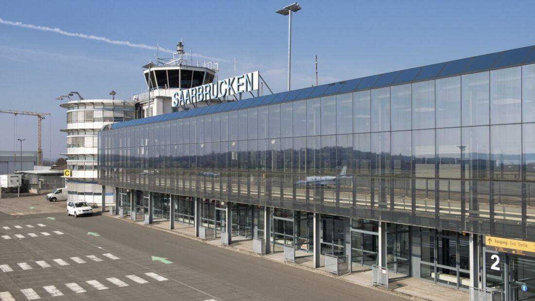 Flug Dresden Saarbrücken