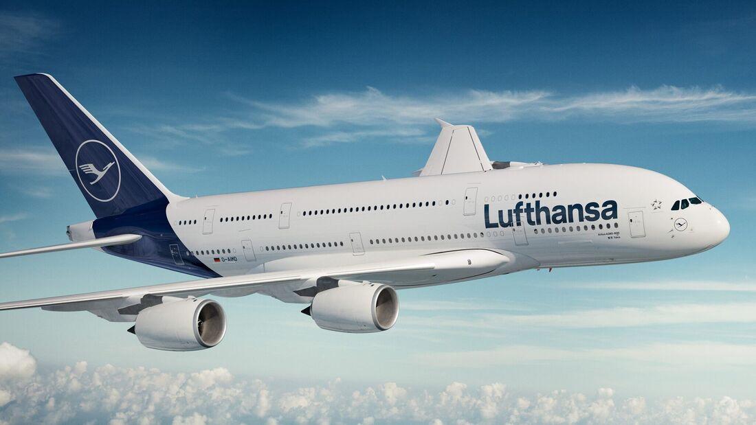 Lufthansa Notfallplan