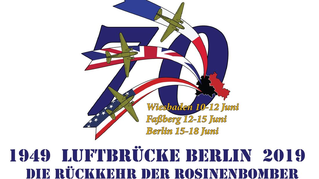 initiator der berliner luftbrücke