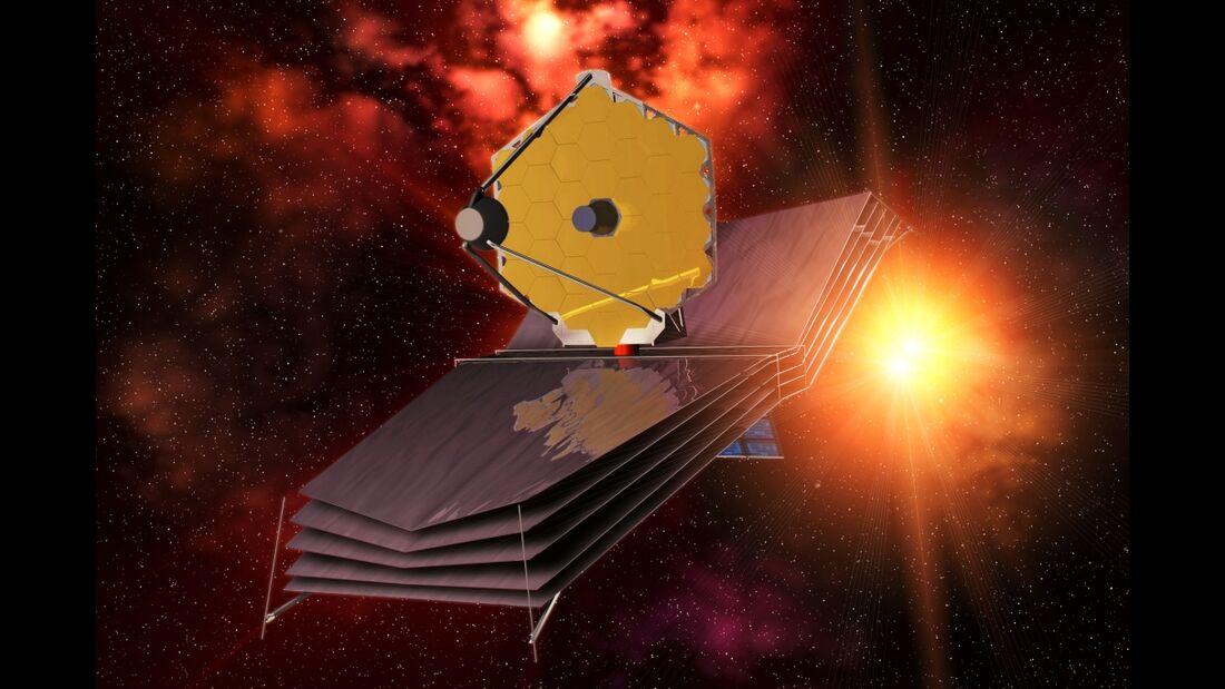 Hubble Nachfolger